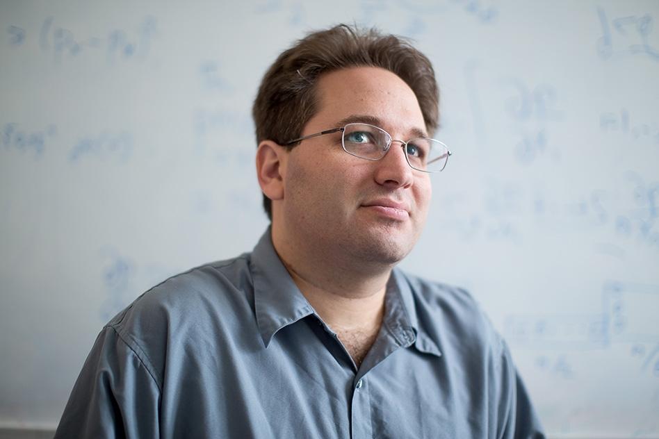 The complexonaut | MIT News | Massachusetts Institute of Technology