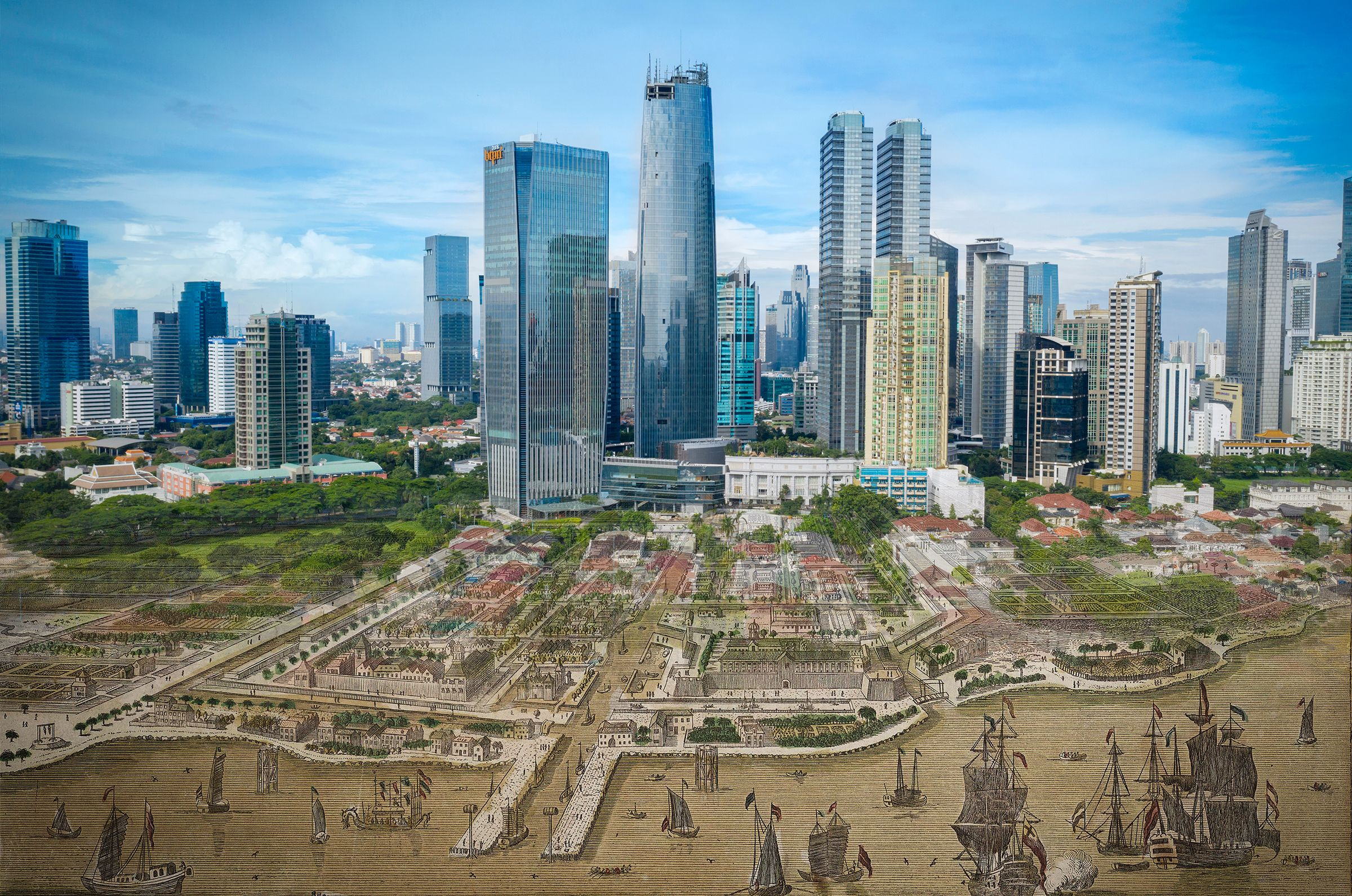 The Complex Effects Of Colonial Rule In Indonesia Mit News Massachusetts Institute Of Technology