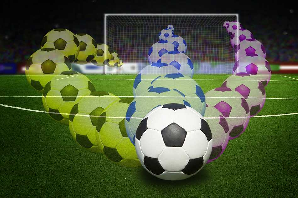 Explained: How does a soccer ball swerve?   MIT News   Massachusetts  Institute of Technology