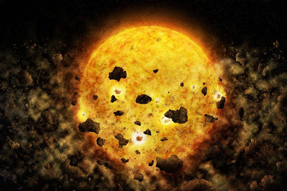 MIT Star Dust.