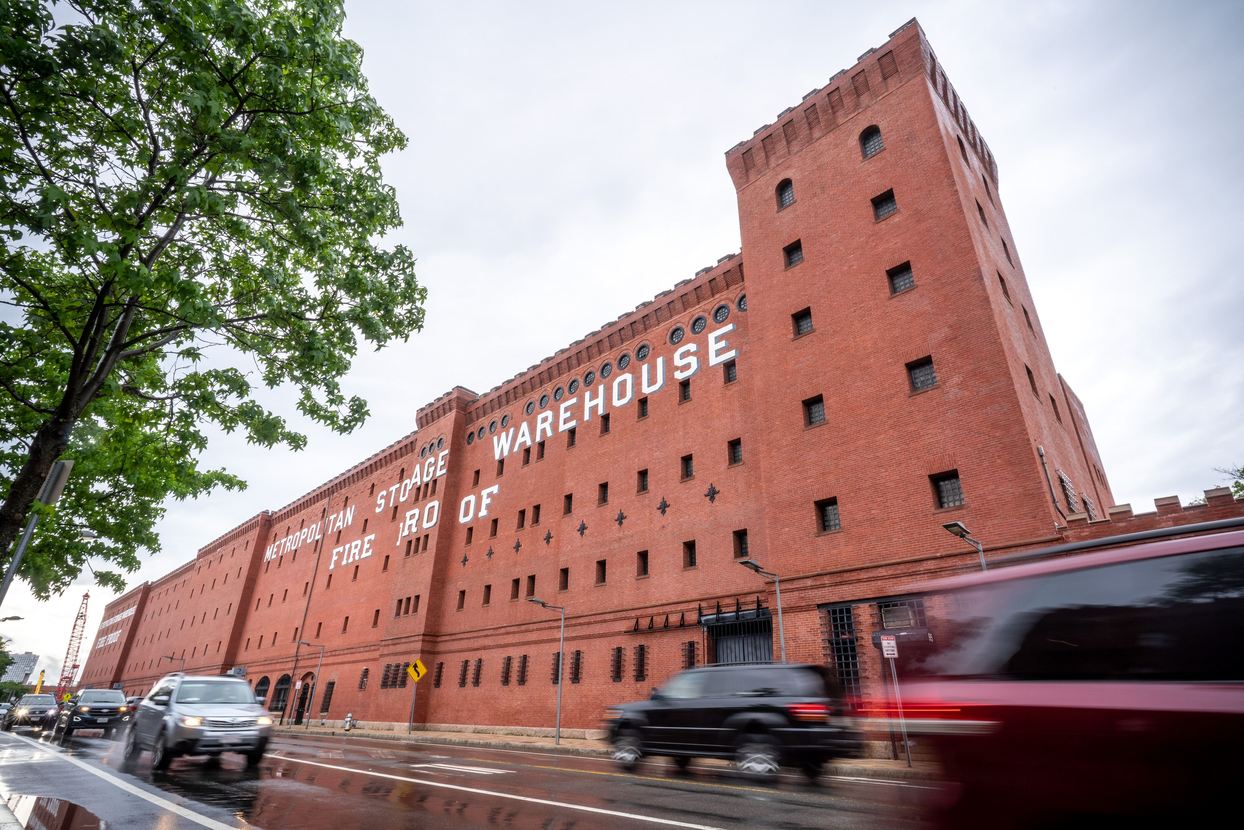 Met Warehouse Renovation Planning Takes An Exciting Next Step Mit News Massachusetts Institute Of Technology