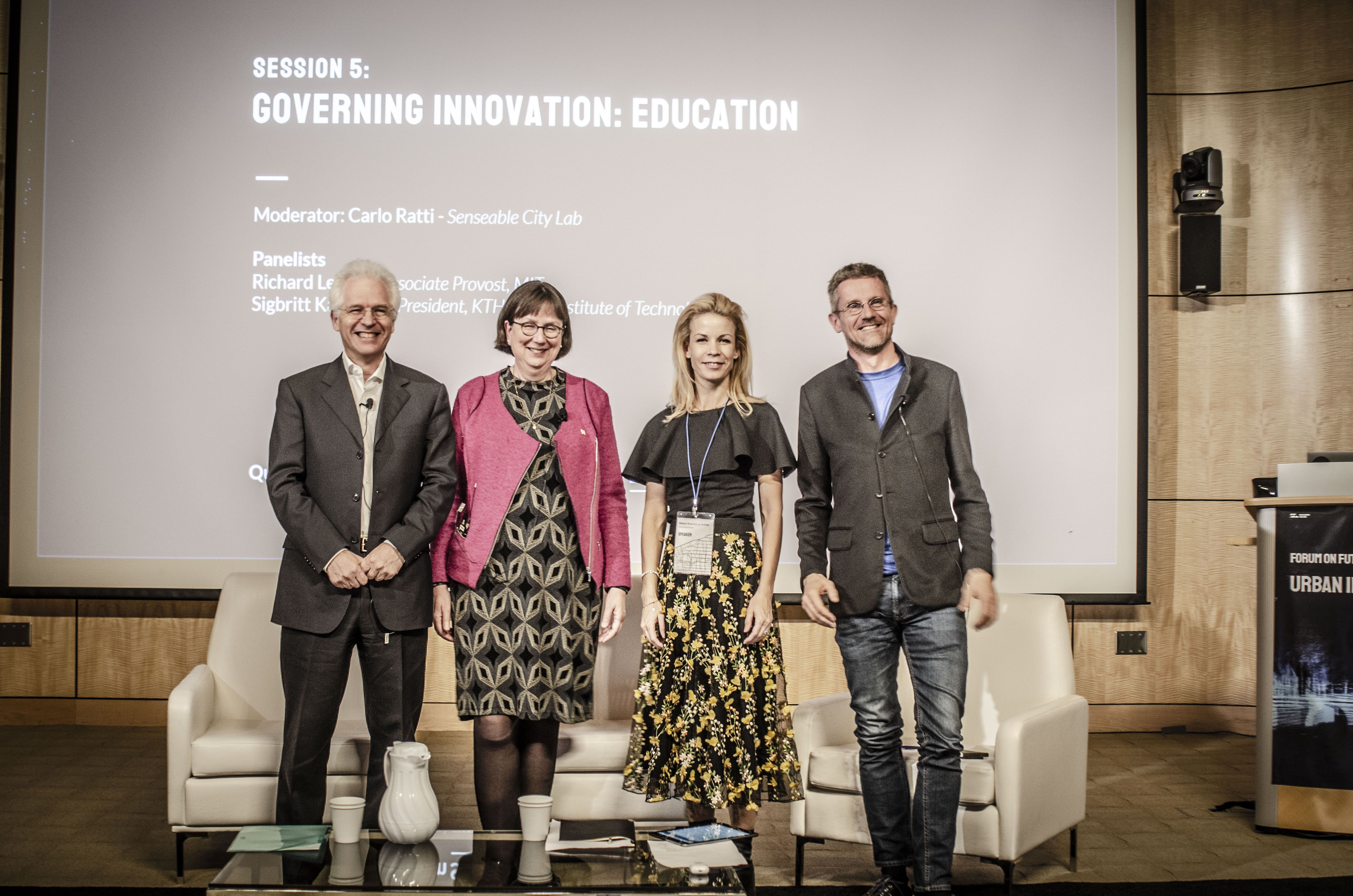 Mit And Kth Will Collaborate On Urban Planning And Development In Stockholm Mit News Massachusetts Institute Of Technology