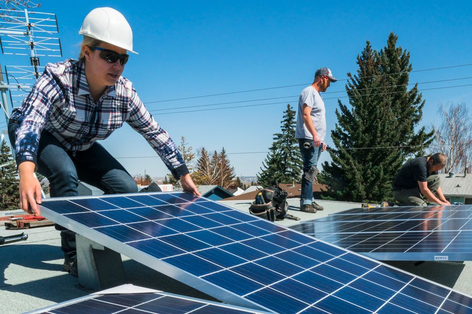 Top Four Benefits of Using Residential Solar Power