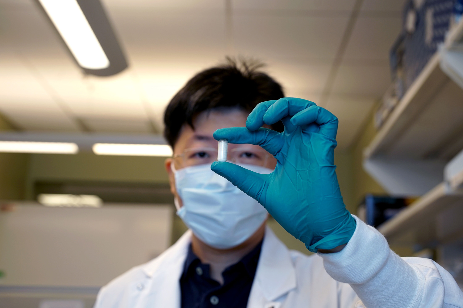 Synthetic coating for the GI tract could deliver drugs or aid in digestion | MIT News