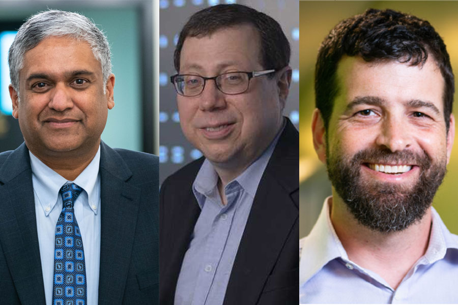 Three MIT faculty elected 2020 ACM Fellows