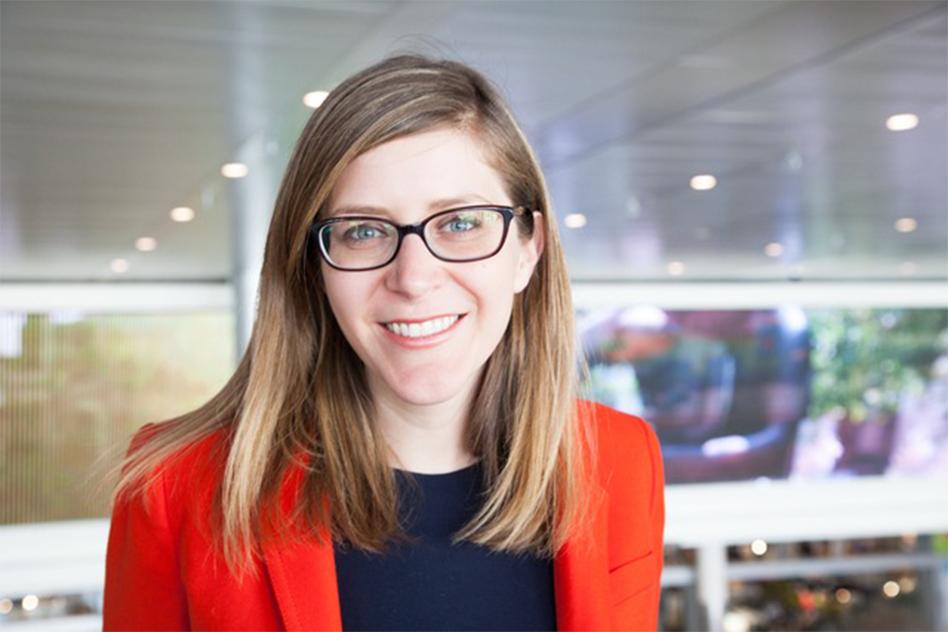 Katie Hammer named vice president for finance