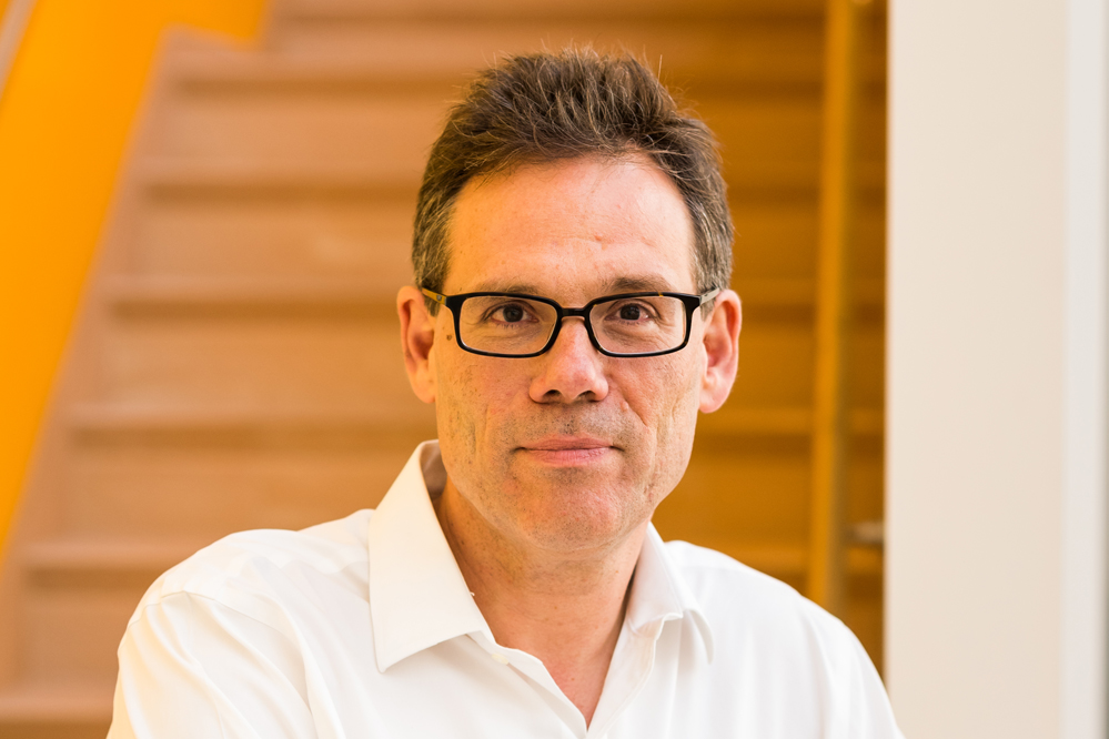 Michale Fee appointed head of the Department of Brain and Cognitive Sciences