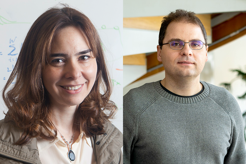 MIT Schwarzman College of Computing awards named professorships to two faculty members