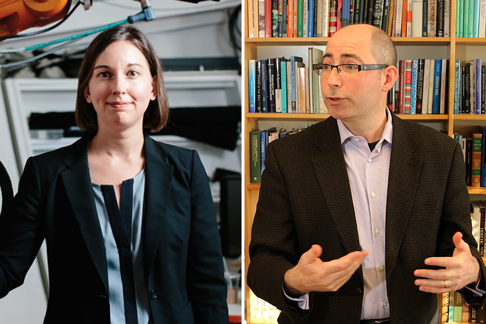 3 Questions: David Kaiser and Julie Shah on social and ethical responsibilities of computing