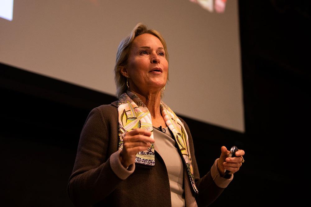At MIT, Nobel laureate Frances Arnold describes innovation by evolution