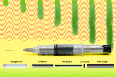 Syringe technology could enable injection of concentrated biologic drugs