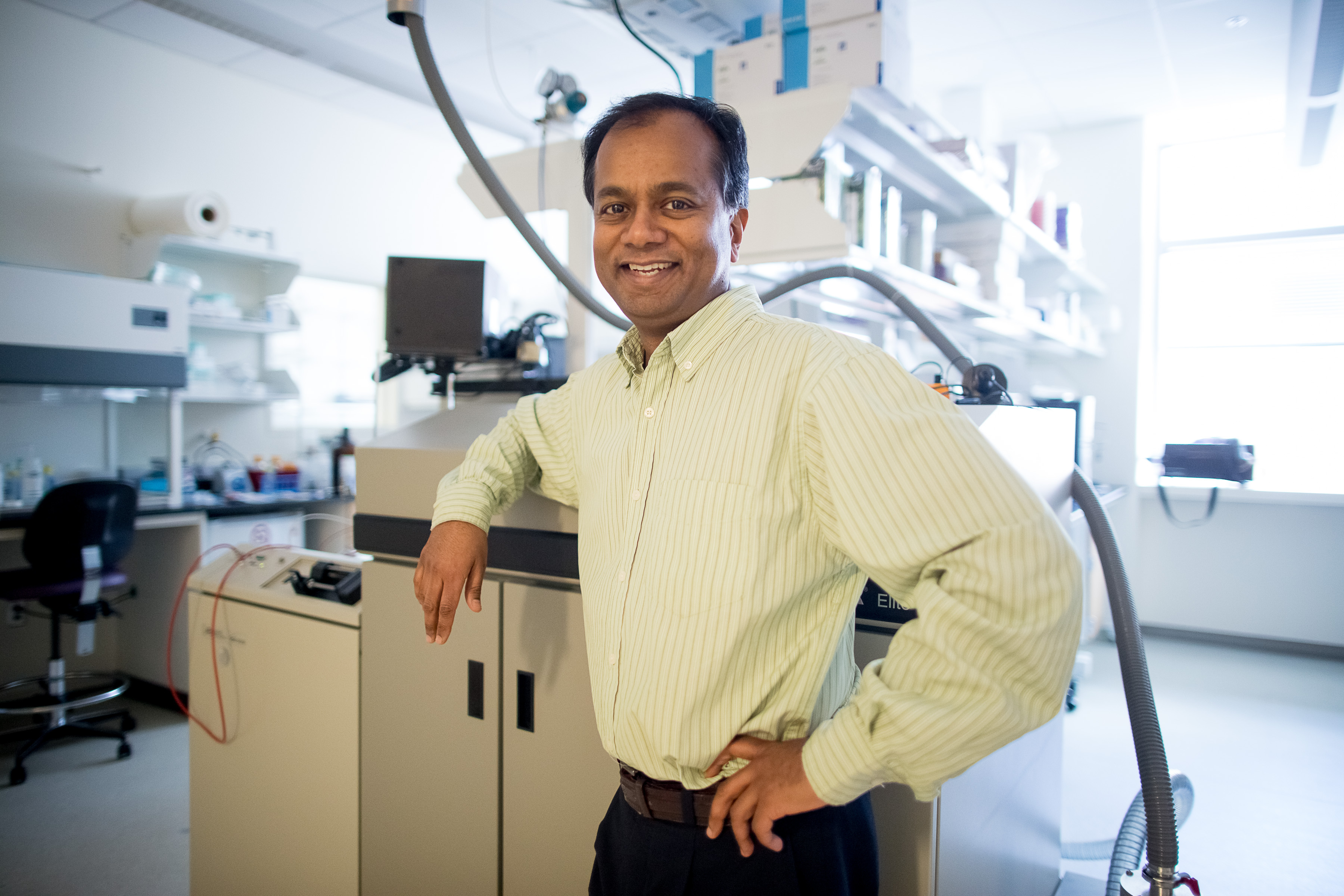 3 Questions: Ram Sasisekharan on hastening vaccines and treatments