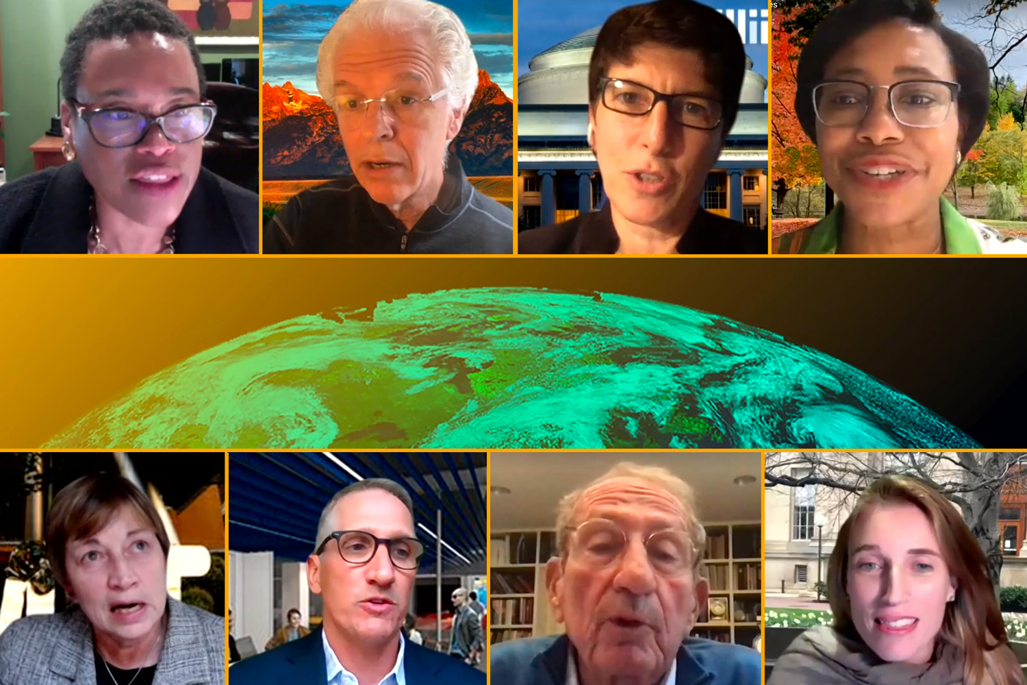 Universities should lead the way on climate action, MIT panelists say