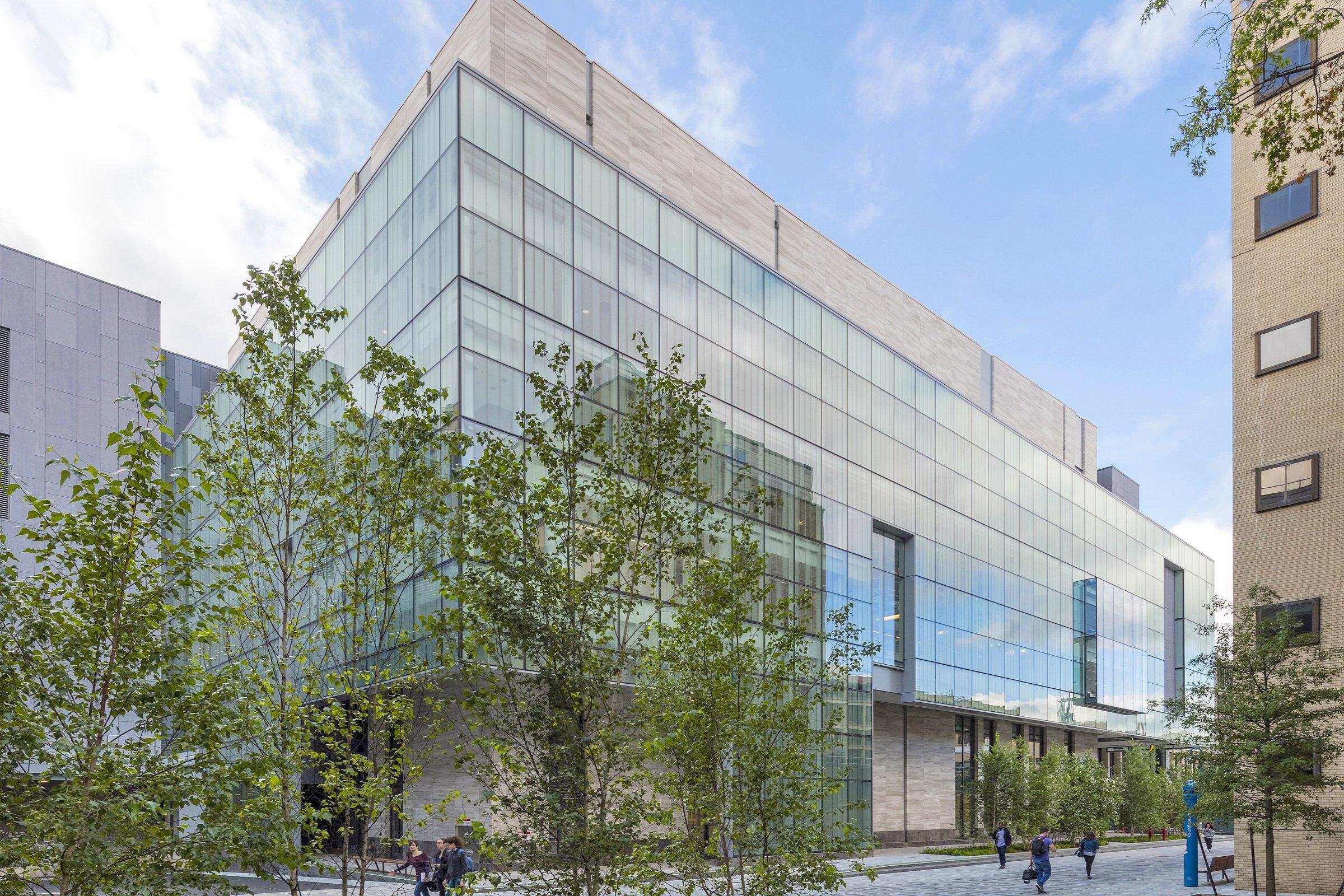 MIT.nano receives LEED Platinum certification