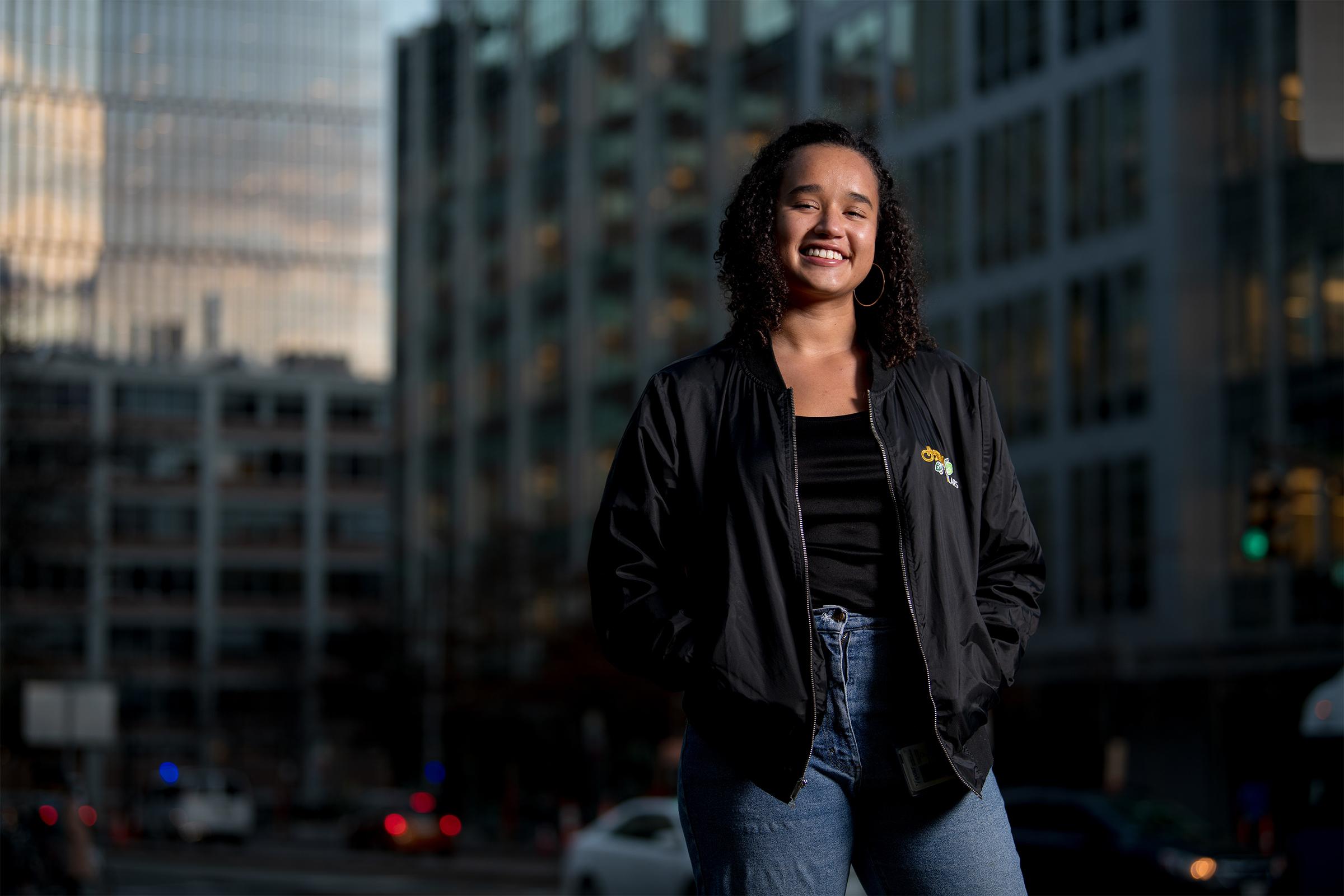 Meghan Davis named 2022 Mitchell Scholar