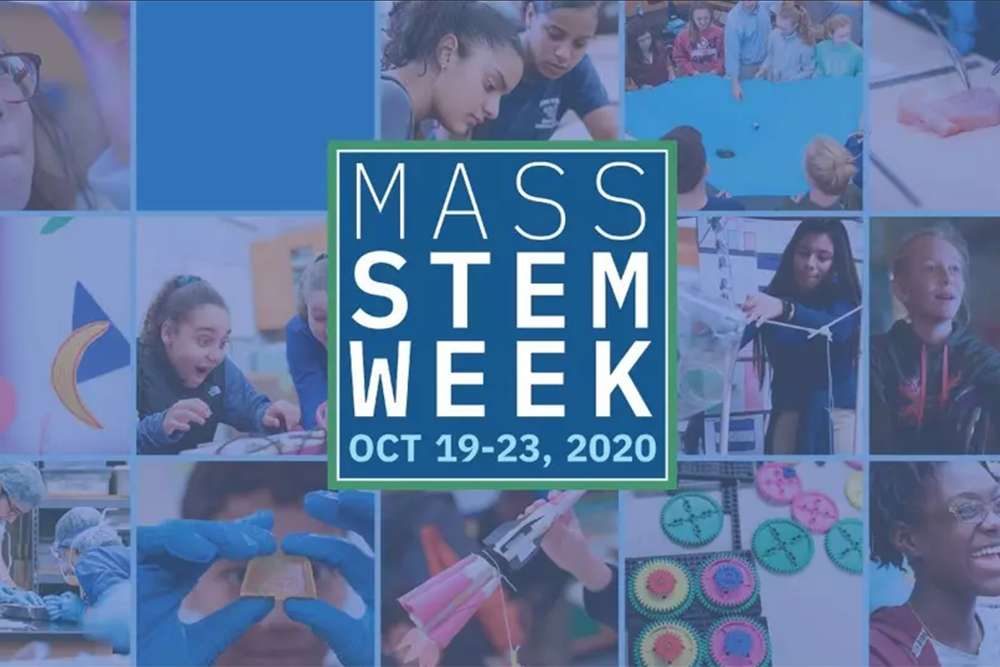 STEM Week event encourages students to see themselves in science and technology careers