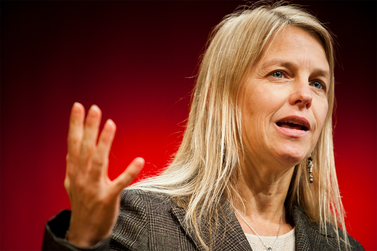 Dava Newman named director of MIT Media Lab