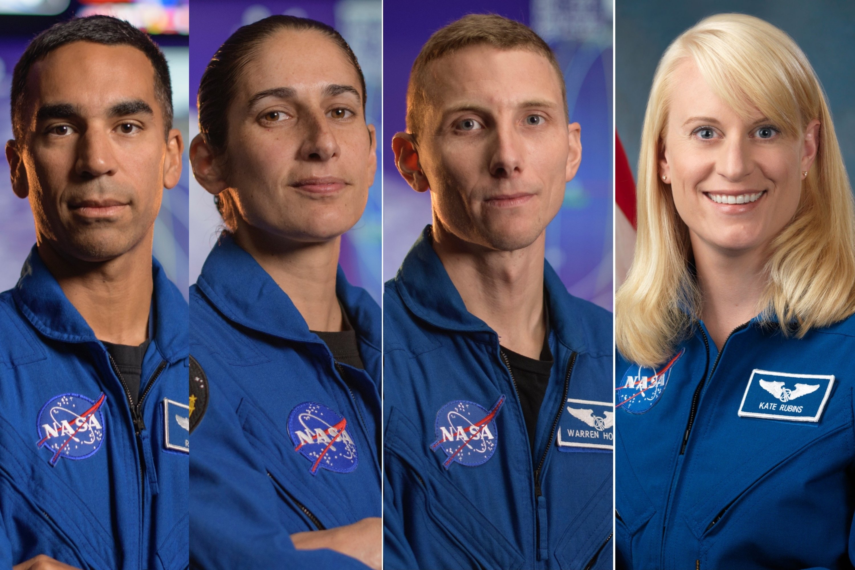 Four astronauts with ties to MIT named to NASA's Artemis team