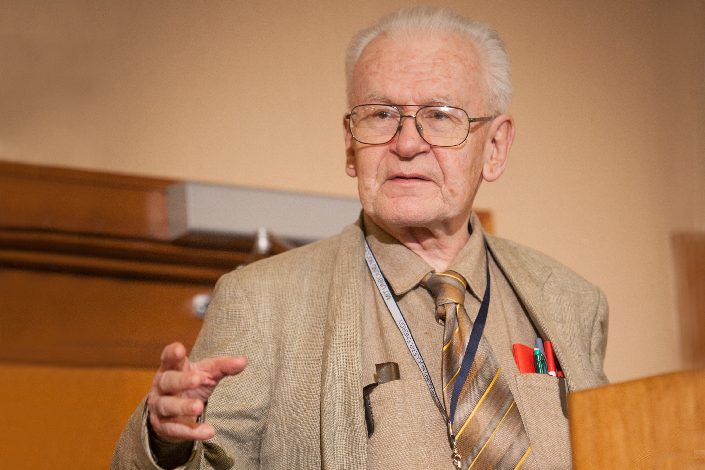 Professor Emeritus Michael Driscoll, leader…