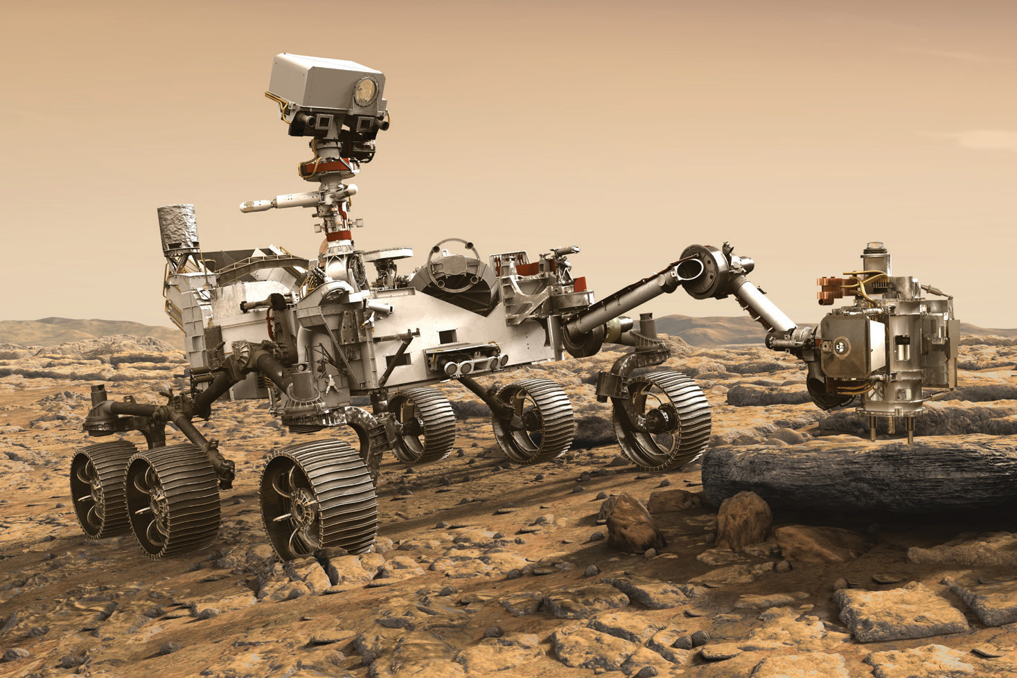 With Perseverance, MIT teams prepare for Mars rover landing