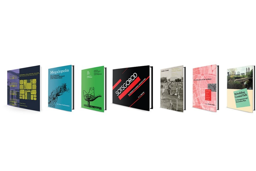 MIT Press launches open access collection of 34 classic architecture and urban studies titles