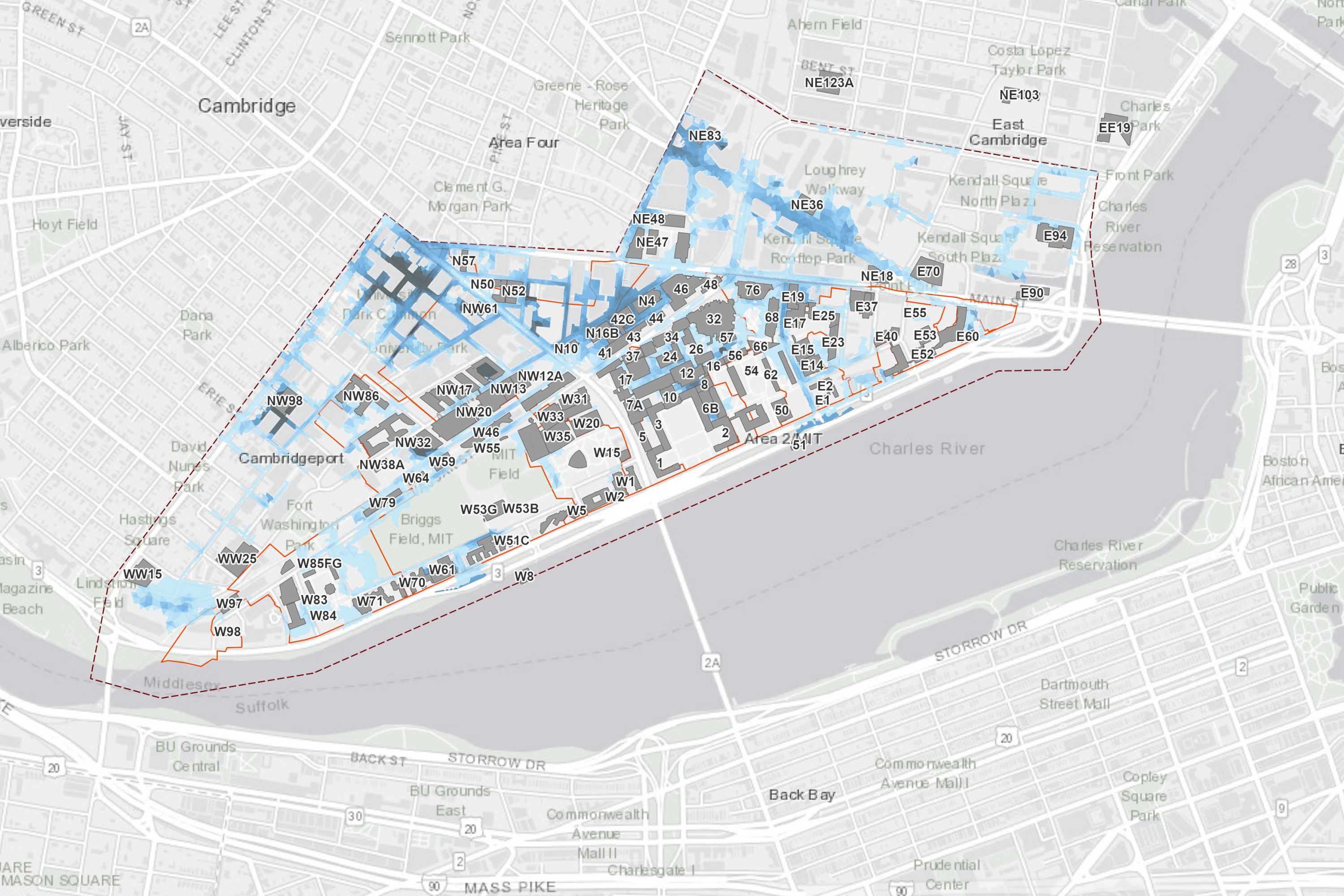 Visualizing a climate-resilient MIT