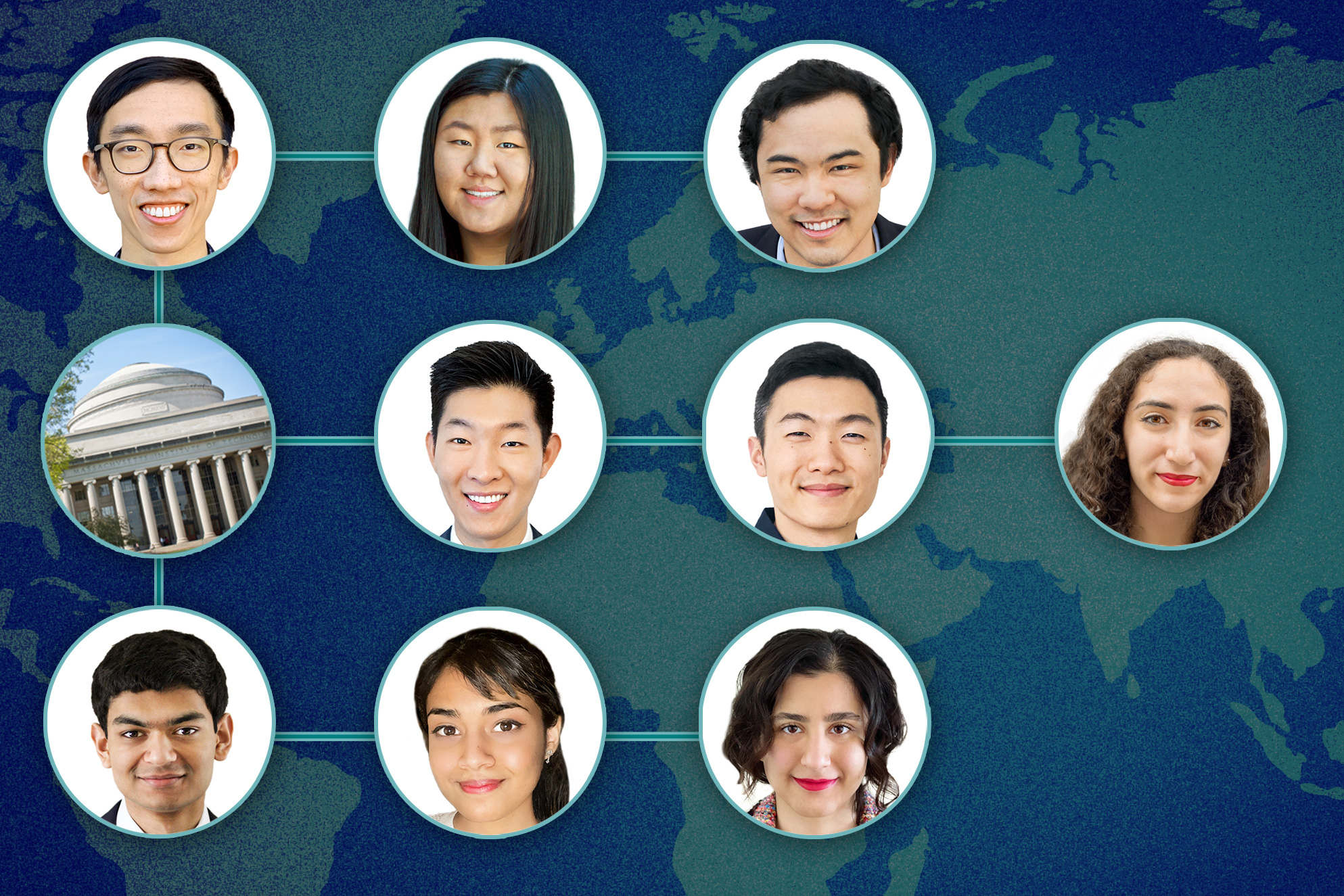 Nine MIT students awarded 2021 Paul and Daisy Soros Fellowships for New Americans