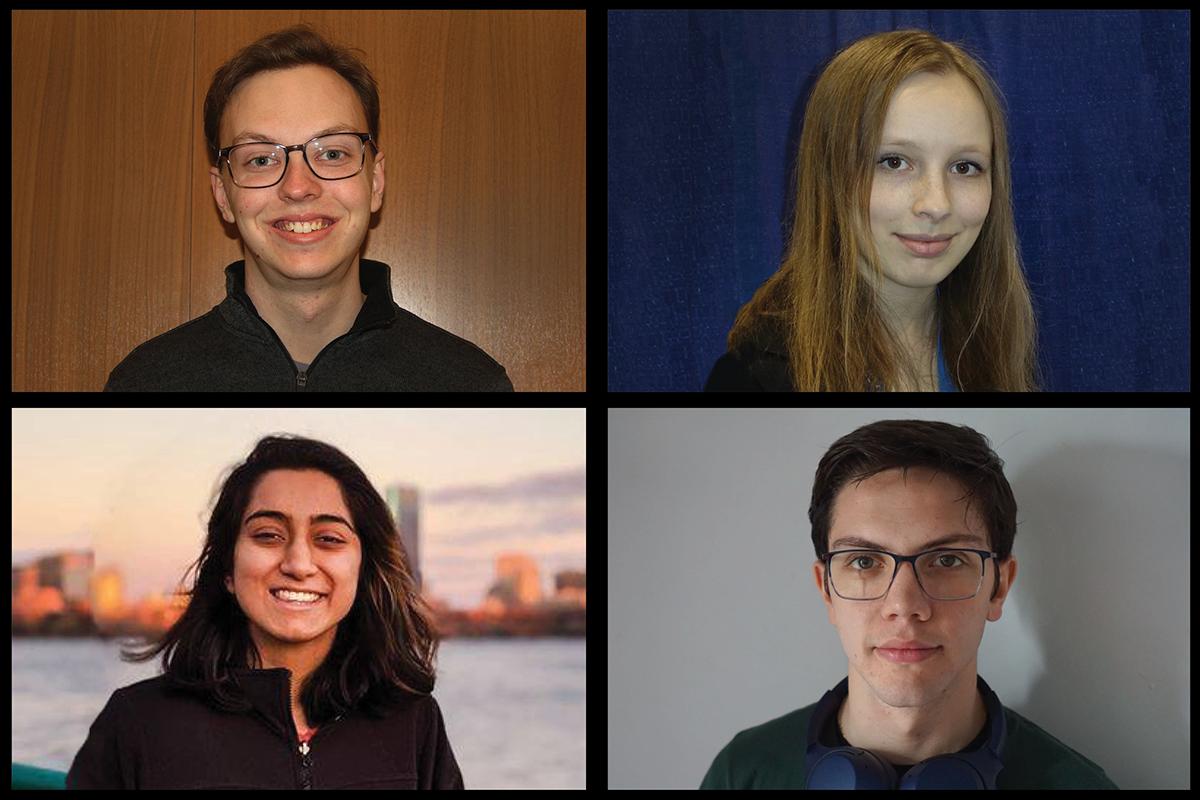 Undergraduates explore practical applications of artificial intelligence