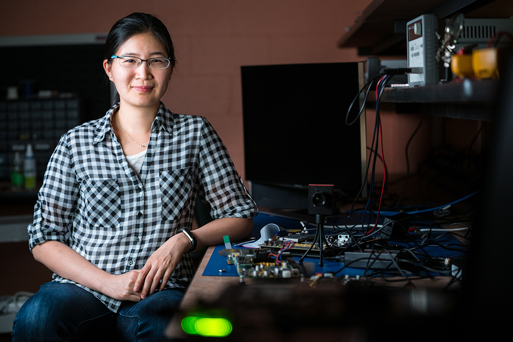 Q&A: Vivienne Sze on crossing the hardware-software divide for efficient artificial intelligence