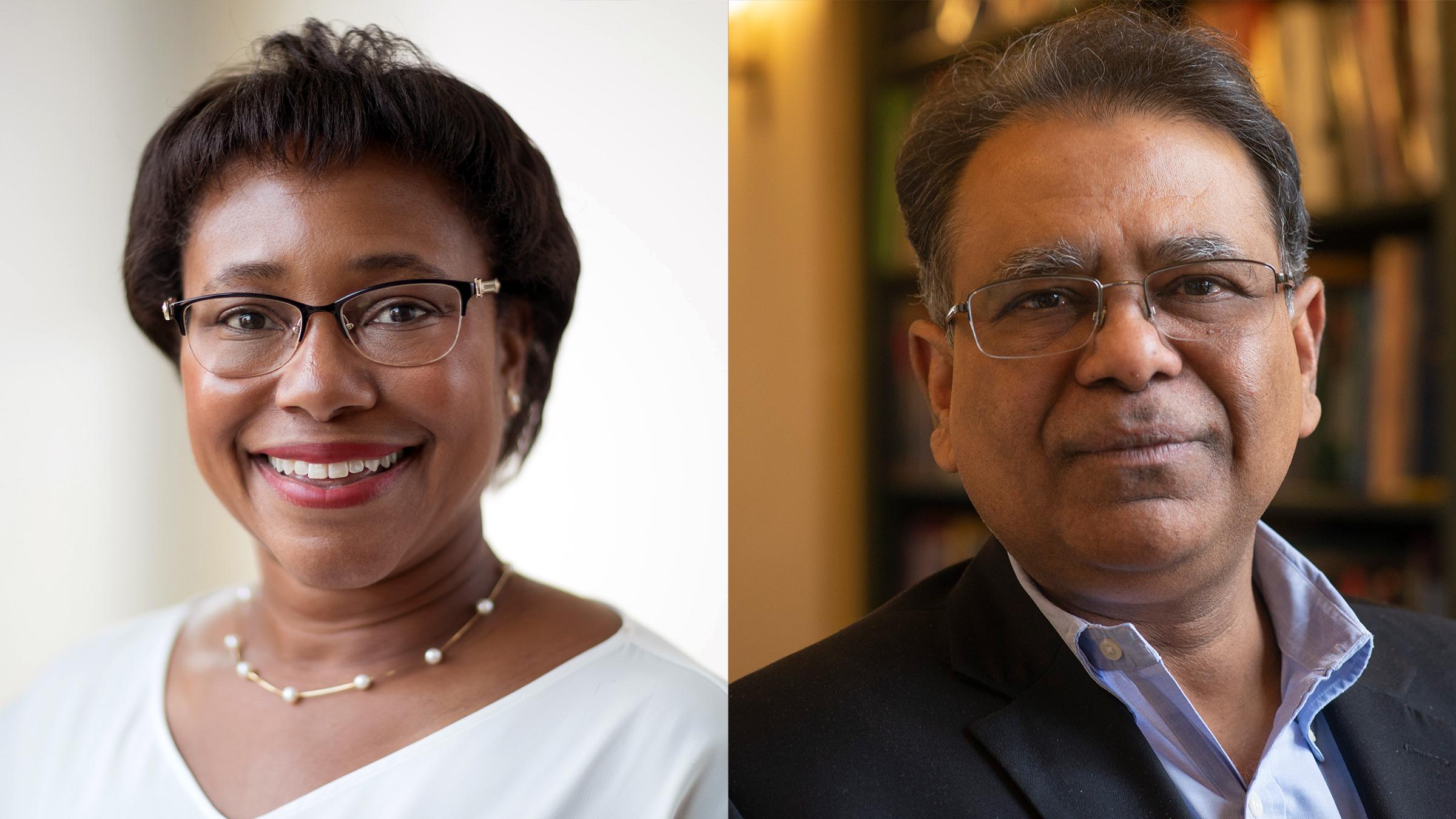 Paula Hammond and Arup Chakraborty named Institute Professors