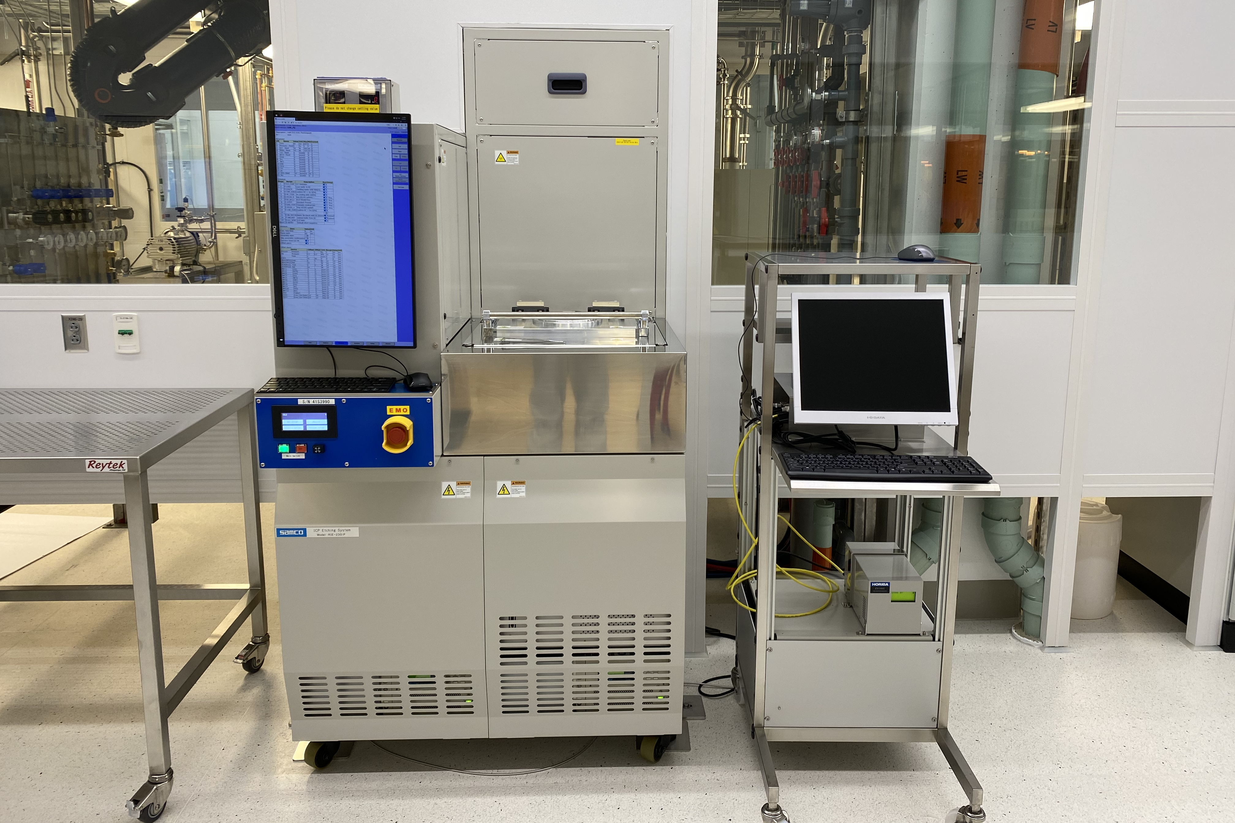 New plasma etching system significantly expands MIT.nano process capabilities