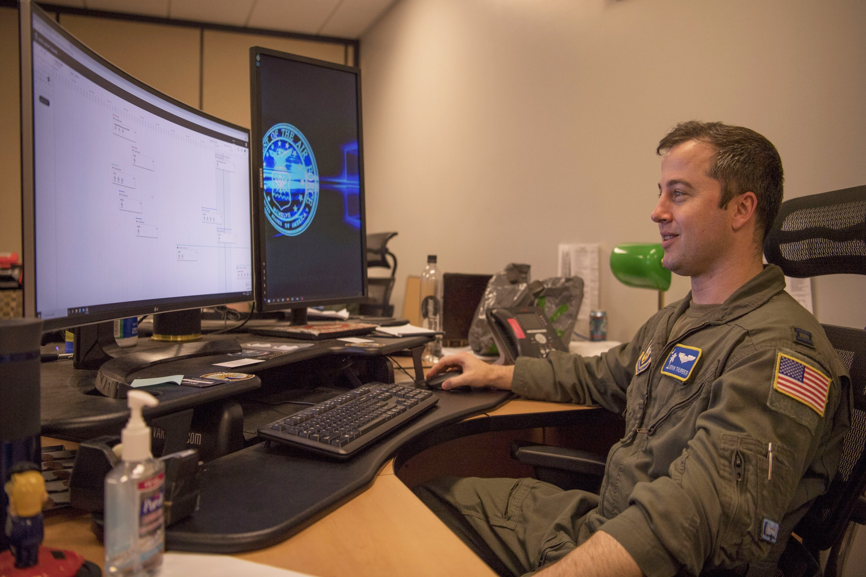 US Air Force pilots get an artificial intelligence assist with scheduling aircrews