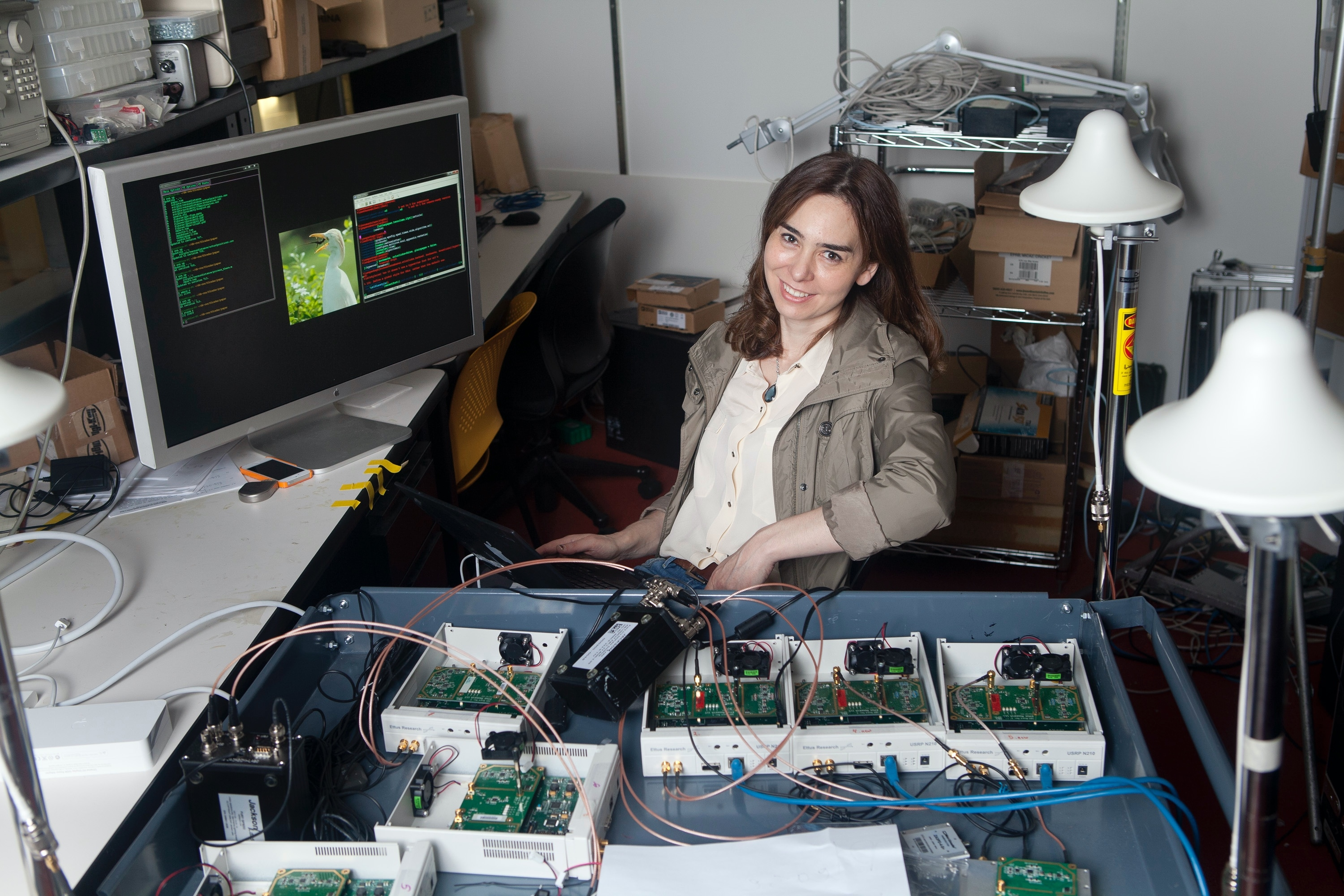 """Q&A: Dina Katabi on a """"smart"""" home with actual intelligence"""