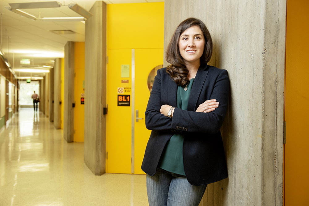 Katie Galloway receives NIH award to develop foundational tools for cellular engineering