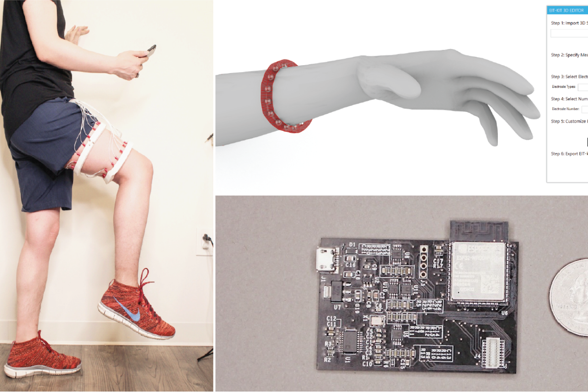 Making health and motion sensing devices more personal