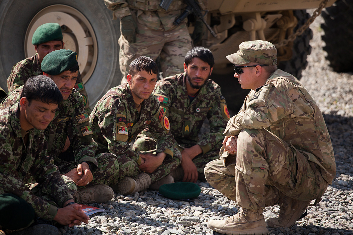 What's the next chapter in Afghanistan?