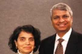 Jaishree and Desh Deshpande