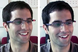 Can you tell which of these smiles is showing happiness? Or which one is the result of frustration? A computer system developed at MIT can.