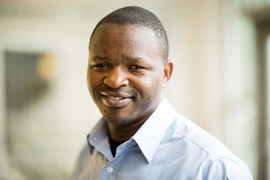 Clapperton Chakanetsa Mavhunga, an associate professor in MIT's Program in Science, Technology, and Society