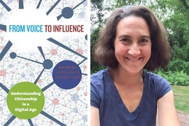 "The cover of ""From Voice to Influence"" (University of Chicago Press), by Danielle Allen and Jennifer Light (pictured)."