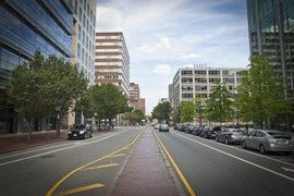 Main Street in Kendall Square