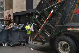 In a two-year study with New York City garbage trucks, the startup's sensors cut the frequency and duration of filter regeneration in half, which produced a 1 to 2 percent fuel savings. This can be significant for fleets of trucks, such as those in the study, which use roughly 5,000 to 8,000 gallons of diesel fuel annually.