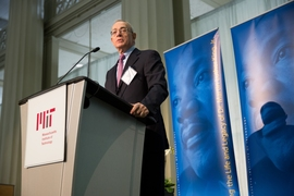 """I am confident that we are on a path to sustained and meaningful change,"" President Reif said."