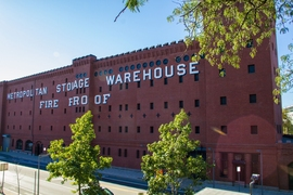 Metropolitan Storage Warehouse