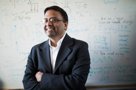 """If you really understand the phenomena, you can reduce it to a few nondimensional parameters,"" MIT mechanical engineer Kripa Varanasi says. That collapses the complexity into manageable formulas and phase diagrams, ""and then we can design new processes, new products, and zero-tradeoff solutions."" That approach, he says, has been ""at the heart of the companies we've started."""