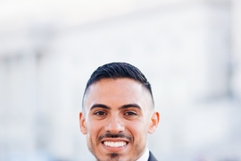 Samuel Rodarte Jr. '13 is a legislative aide for U.S. Rep. Michael Capuano.