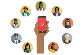 mSurvey uses text message-based surveys to gather purchasing behavior of people living in previously hard-to-reach communities in Kenya, the Philippines, Jamaica, Trinidad and Tobago, and other locations in Africa and the Caribbean. In return for their feedback, participants receive mobile money.