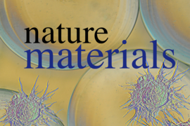 Felice Frankel, a research scientist in MIT's Center for Materials Science and Engineering, has helped to produce images that just in the last few months have graced the covers of Nature, Nature Materials, and Environmental Science, among others.