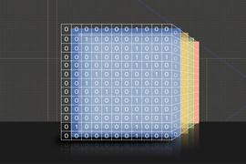 "A new MIT computer system speeds computations involving ""sparse tensors,"" multidimensional data arrays that consist mostly of zeroes."