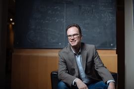 Professor Jesse Thaler, who recently was granted tenure as an associate professor in MIT's Department of Physics, is applying his theoretical insights to interpret data from current experiments and guide the design of future experiments.
